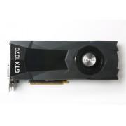 ZOTAC VGA GEFORCE GTX 1070 HDMI 8 GB DDR5 256 BIT BLACK BLOWER -FANSINK PCI-E BULK