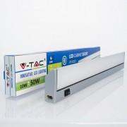 Iluminação LED rotativa para armário 10W Luz Natural