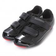 シマノセールス SHIMANO SPDシューズ SH-R065 ESHR065G400L ブラック (ブラック)