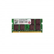 2Go RAM PC Portable SODIMM TRANSCEND JM800QSU-2G DDR2 PC2-6400S 800MHz