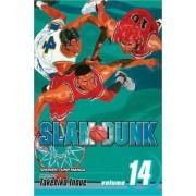 Slam Dunk, Volume 14 by Takehiko Inoue