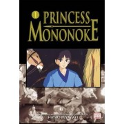 Princess Mononoke Film Comic: v. 1 by Hayao Miyazaki