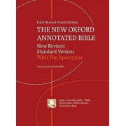 The New Oxford Annotated Bible with Apocrypha by Lecturer on the Old Testament/Hebrew Bible Michael D Coogan PhD