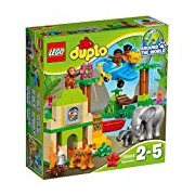 LEGO DUPLO Town 10804: Jungle Mixed