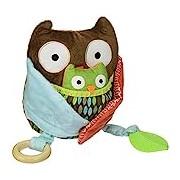 Skip Hop Treetop Friends Owl Activity Toy (Hug & Hide)