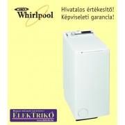 Whirlpool TDLR55110 felültöltős mosógép - nagy kijelzővel