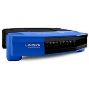Linksys WRT 8-Port Gigabit Switch Works with Linksys WRT1900AC Wi-Fi Router (SE4008)