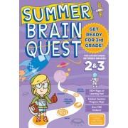 Summer Brain Quest: Between Grades 2 & 3 by Workman Publishing