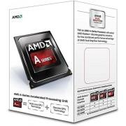 AMD FM2 A4-4020 Box Processore CPU, Nero