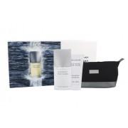 Issey Miyake L´Eau D´Issey Fraiche 50Ml Edt 50 Ml + Shower Gel 50 Ml + Cosmetic Bag Per Uomo (Eau De Toilette)