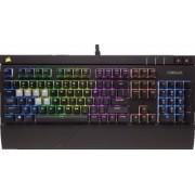 Tastatura Gaming Corsair Strafe RGB LED Cherry MX Blue