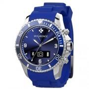 Smartwatch ZeClock Albastru Mykronoz