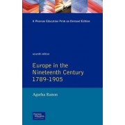 Grant and Temperley's Europe in the Nineteenth Century 1789-1905 by Arthur James Grant