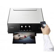 MFP, CANON PIXMA TS9050 AIO, InkJet, Duplex, Lan, WiFi + подарък калкулатор Canon F-715SG (CH1371C006AA)