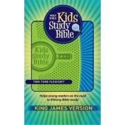 KJV Kids Study Bible by Hendrickson Bibles