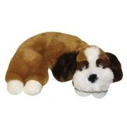 "St Bernard Dog Neck Pillow Chums (Child) 12"" Animal Travel Pillow"