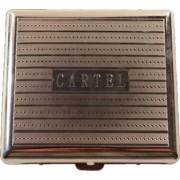 Tabachera metalica 18 tigarete - CARTEL