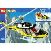 LEGO 5542 System - Helicóptero Black Thunder