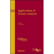 Applications of Texture Analysis by A. D. Rollett