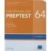 The Official LSAT Preptest 64 by Law School Admission Council