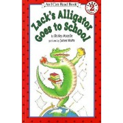 Zack's Alligator goes to School by Shirley Mozelle