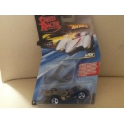 HOT WHEELS SPEED RACER SONIC BOOM BOOM RENALDI WITH SPEAR HOOKS by Hot Wheels