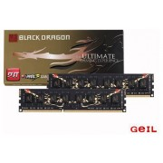 GeIL Black Dragon DDR3 1333MHz 8GB CL9 KIT2 (GB38GB1333C9DC)