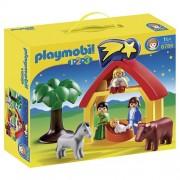 PLAYMOBIL Christmas Playset Manger