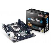Gigabyte GA-H81M-S LGA 1150 Ultra Durable Motherboard