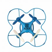 Aerix Begin-Blu Nano Dron - мини дрон за начинаещи (син)