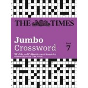 The Times 2 Jumbo Crossword: Book 7 by The Times Mind Games