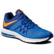 Buty NIKE - Nike Zoom Winflo 3 831561 402 Fountain Blue/Total Orange