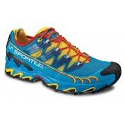 La Sportiva Ultra Raptor Trailrunning Shoes Men yellow/blue 42,5 2016 Running