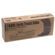 Trumpeter 1/35 Karl Early Workable Track Link Set (288 Links)