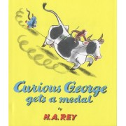 Curious George Gets a Medal by H. A Rey