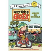 Everything Goes: Henry on Wheels by Brian Biggs