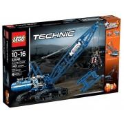 LEGO Technic 42042 Pásový jeřáb