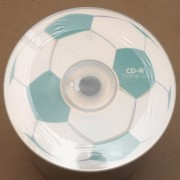 CD-R Omega Football 52x 700MB Blank
