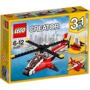 Creator - Rode helikopter