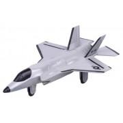 Richmond Giocattoli 1: 100 Motormax Sky ali dell'F-35 Lightning II di Lockheed Martin Aereo pressofuso con autentici dettagli