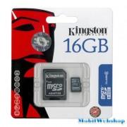 Kingstone Micro SD HC 16gb bliszterben