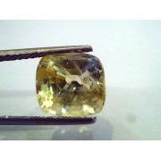6.04 Ct Unheated Untreated Natural Ceylon Yellow Sapphire Pukhraj