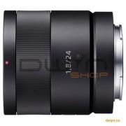 Obiectiv Sony 24 mm F1.8 E ZA Sonnar T* pentru NEX, optica Carl Zeiss®, extrem de luminos, de inaltã