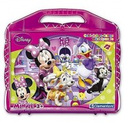 Clementoni Minnie Club House Cubes Puzzle (12 Piece)