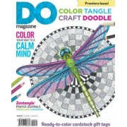Color, Tangle, Craft, Doodle (#1) by Editors of Do Magazine