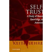 Self-trust by Professor of Philosophy Keith Lehrer