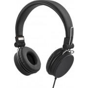 STREETZ hörlurar med mikrofon hopfällbar 3,5mm anslutning