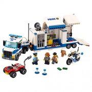 LEGO City Police Mobile Command Center 60139 Building Kit