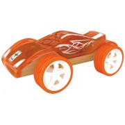 Hape Bamboo Mini Mighty Twin Turbo Toy Car