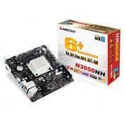 Biostar N3050NH - Scheda Madre (Celeron N3050,S1170,mITX,DDR3,Intel,EuP) [N3050MH]